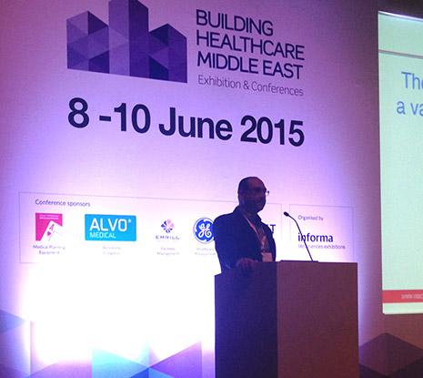 تنمية الرعاية الصحية في الشرق الأوسط – الدكتور آميت كومار