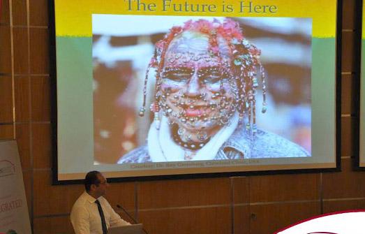 ثورة في مجال جراحة الأوعية الدموية بالمناظير – لقاء القهوة الصباحية في مستشفى جامعة الشارقة
