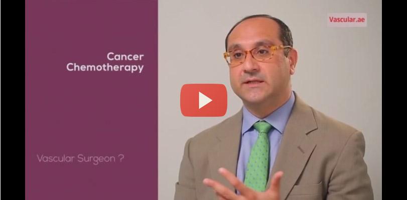 العلاج الكيمائي للسرطان